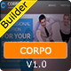 CORPO - Responsive Email Template With Builder - ThemeForest Item for Sale