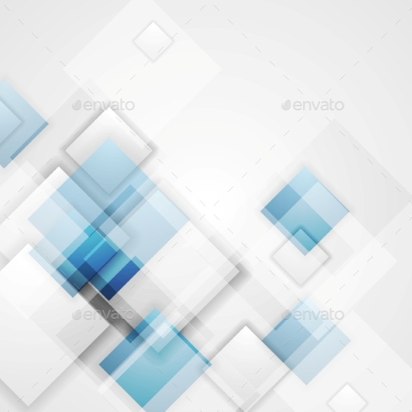 Tech Background - Backgrounds Decorative