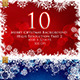 10 Merry Christmas Background High Resolution Part2 - GraphicRiver Item for Sale