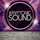 Kryptonic Sound Flyer - GraphicRiver Item for Sale