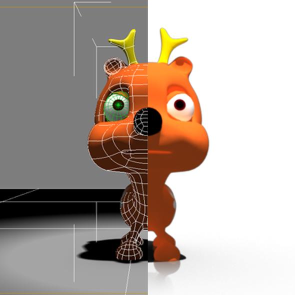 Bambi - 3DOcean Item for Sale