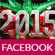 2015 New Year Facebook Timeline Cover Vol 1 - GraphicRiver Item for Sale