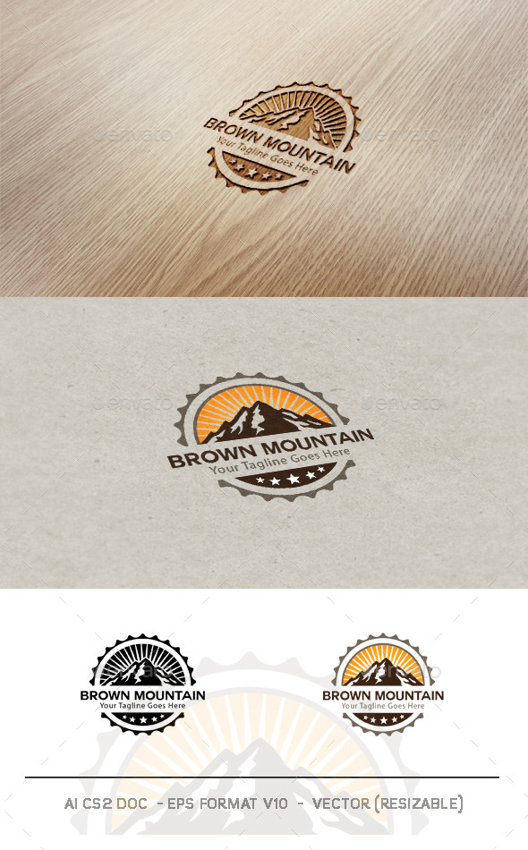 Brown Mountain Logo
