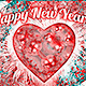 Christmas and Happy New Year Backgrounds - GraphicRiver Item for Sale