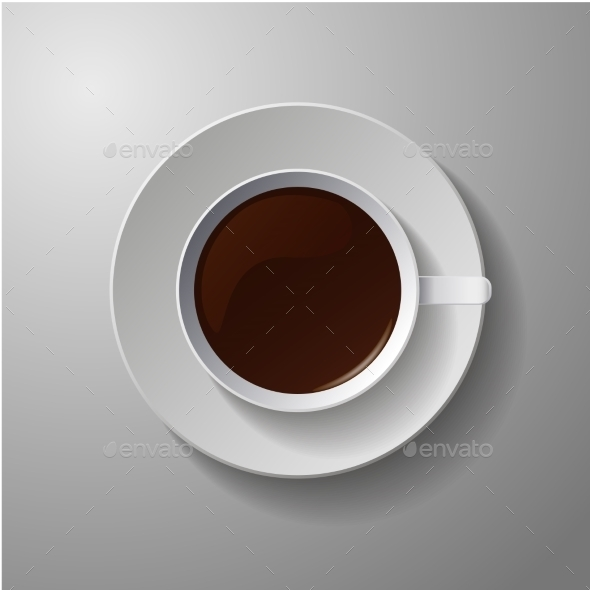 Coffee - Objects Vectors