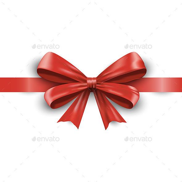 Red Ribbon  - Seasons/Holidays Conceptual