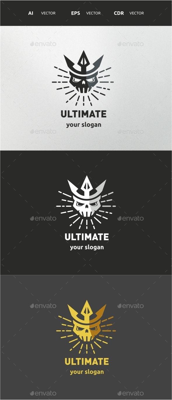 Ultimate  - Symbols Logo Templates