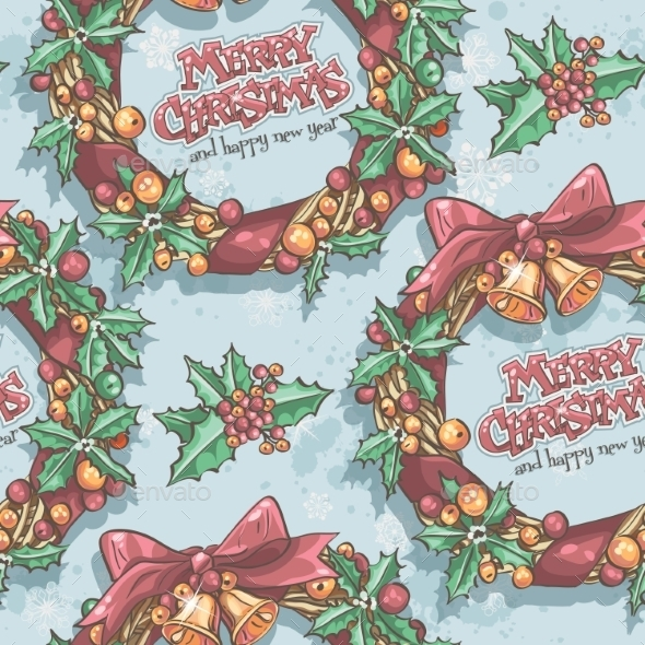 New Year and Christmas - Christmas Seasons/Holidays