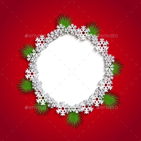 Modern Christmas Background - Christmas Seasons/Holidays
