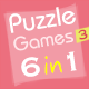 01Smile Puzzle Games Collection 3 (6 in 1)