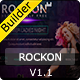 ROCKON - Responsive Email Template With Builder Nulled