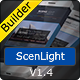 SCENLIGHT - Responsive Email Template With Builder Nulled