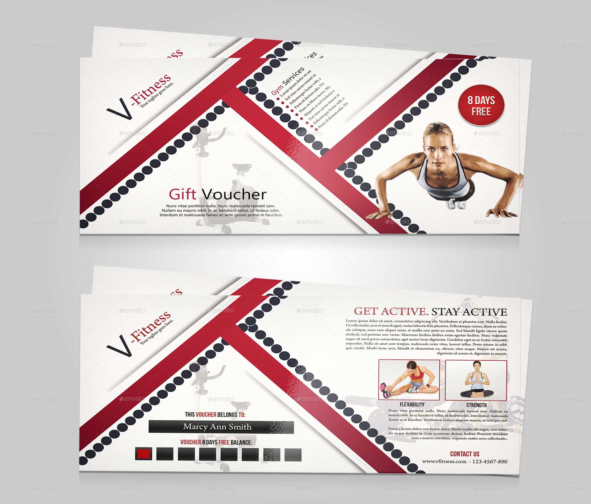 gym gift certificate template - free gift certificate template for fitness gallery