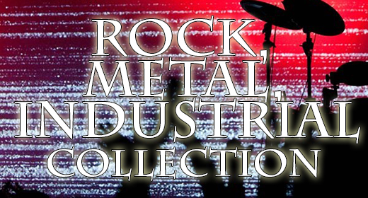 Rock, Metal, Industrial Themes