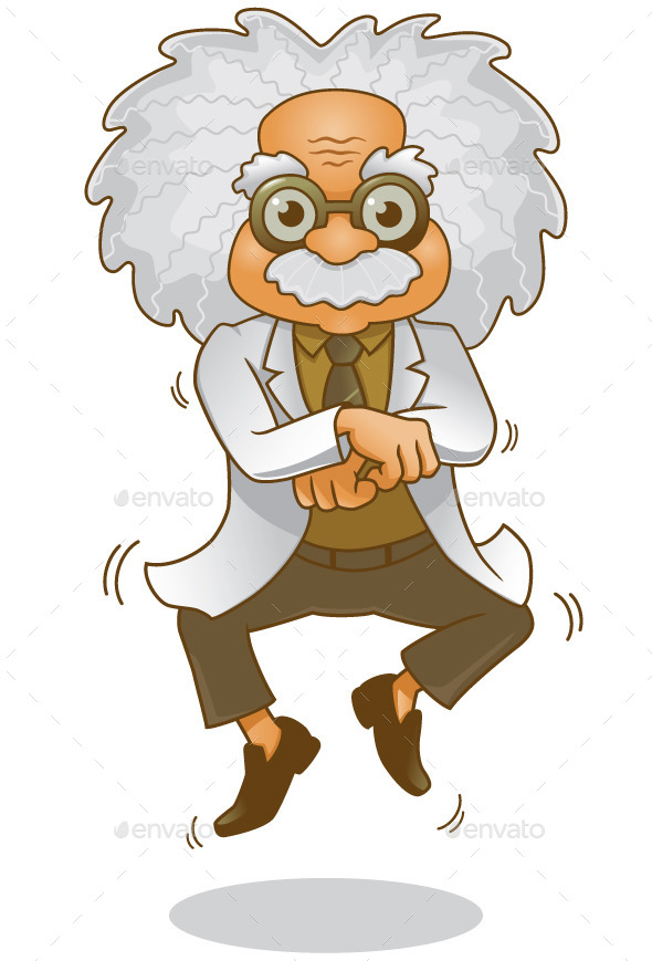 Professor Dancing - People Characters