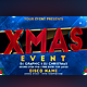 Xmas Event Facebook Timeline Cover - GraphicRiver Item for Sale