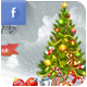 New Year Xmas Facebook Cover - GraphicRiver Item for Sale
