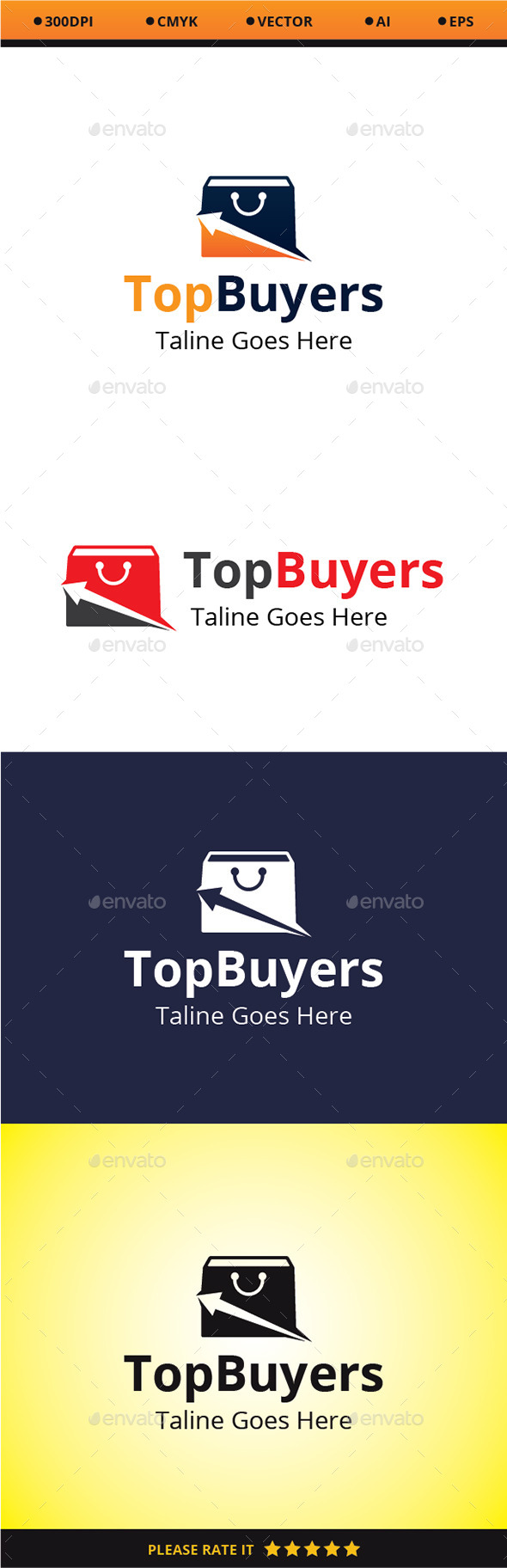 Top Buyers - Logo Templates