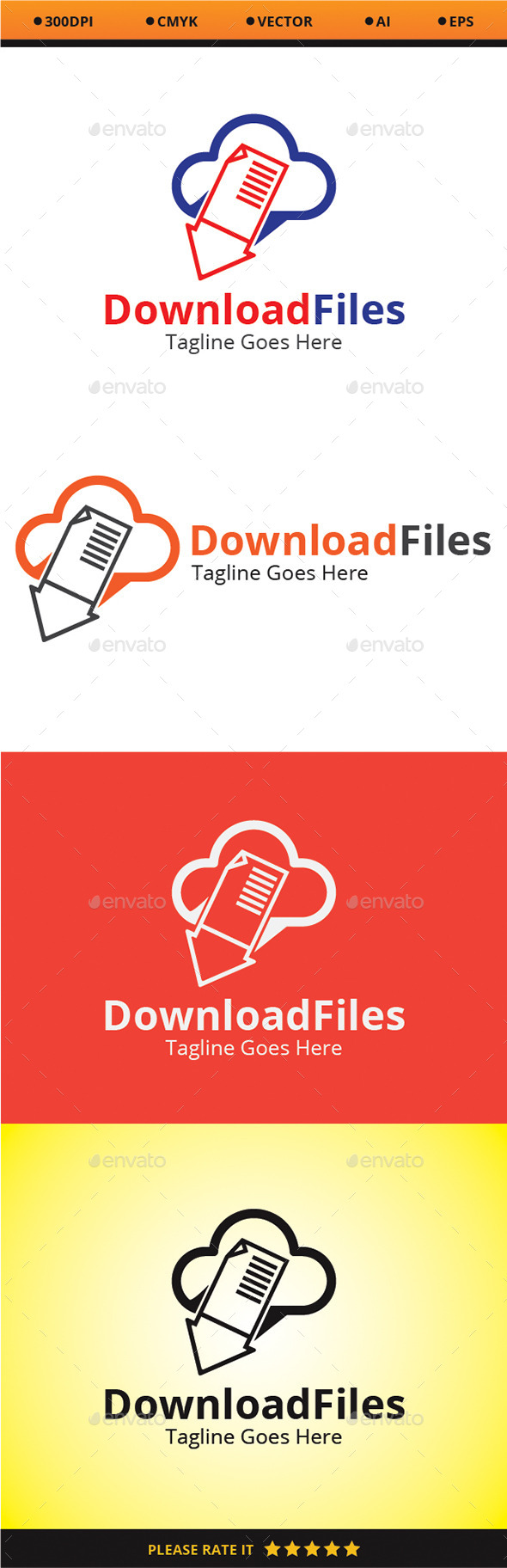 Download Files - Logo Templates