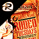 Rodeo Tuesdays | Flyer Template PSD - GraphicRiver Item for Sale