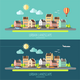 Townscape. - GraphicRiver Item for Sale