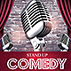 Stand Up Comedy Show - GraphicRiver Item for Sale