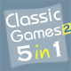 01Smile Classic Games Bundle 2 (5 in 1)
