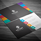 Arial Creative Business Card - GraphicRiver Item for Sale