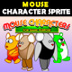Mouse Characters - GraphicRiver Item for Sale