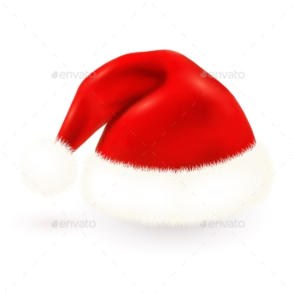 Santa's Hat - Christmas Seasons/Holidays