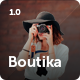 Boutika - Responsive Email Template + Themebuilder Access - ThemeForest Item for Sale