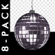 Mirror Ball - Pack of 8 - VideoHive Item for Sale