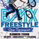 BMX Freestyle Flyer - GraphicRiver Item for Sale