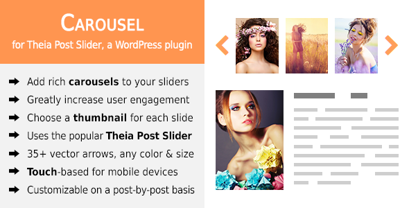 Carousel for Theia Post Slider - CodeCanyon Item for Sale
