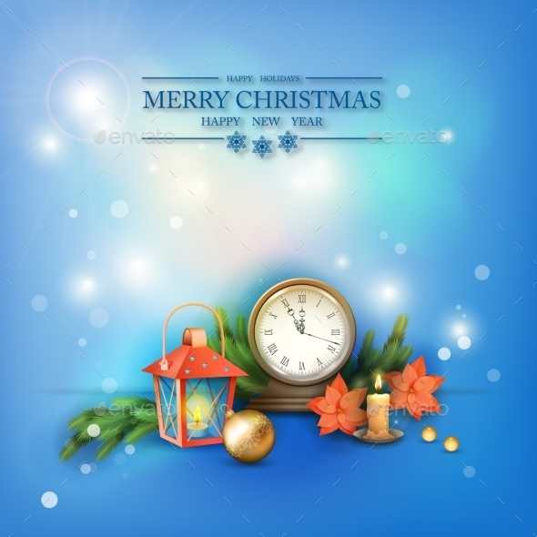 Christmas Celebration Background - Christmas Seasons/Holidays