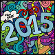 2015 Year Doodles Designs - GraphicRiver Item for Sale