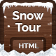 Snow Tour - Responsive Winter Travel HTML Template Nulled