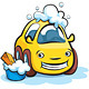 Car Wash Cartoon Vector - GraphicRiver Item for Sale