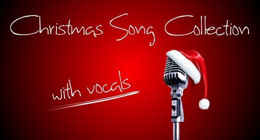 Christmas Songs - with vocals