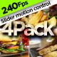 Hamburger Commercial Pack - VideoHive Item for Sale