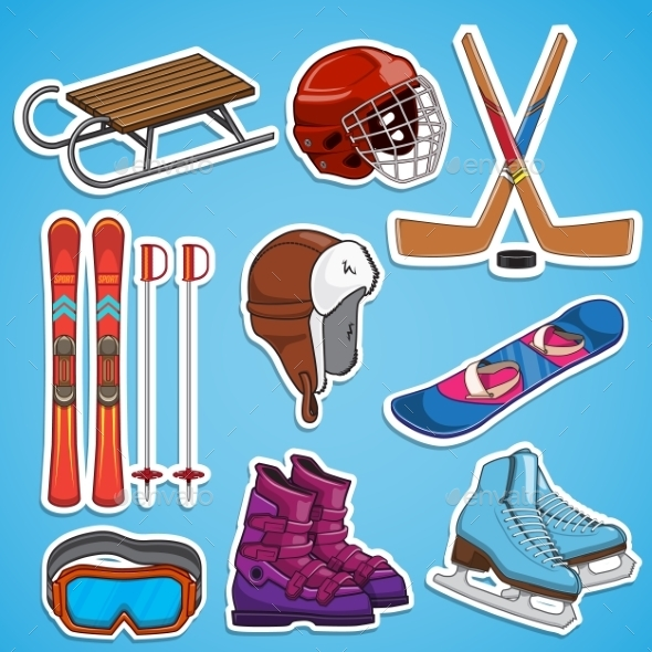 Sports Collection - Sports/Activity Conceptual