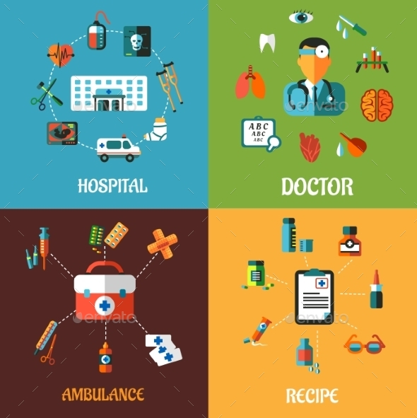 Medical Concepts - Health/Medicine Conceptual
