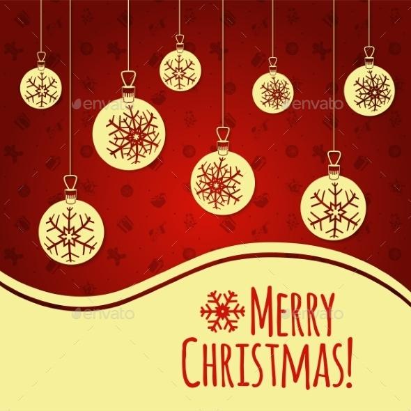Christmas Holiday Background. - Christmas Seasons/Holidays