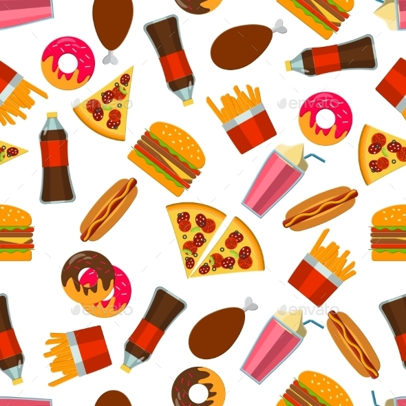 FastFood - Food Objects