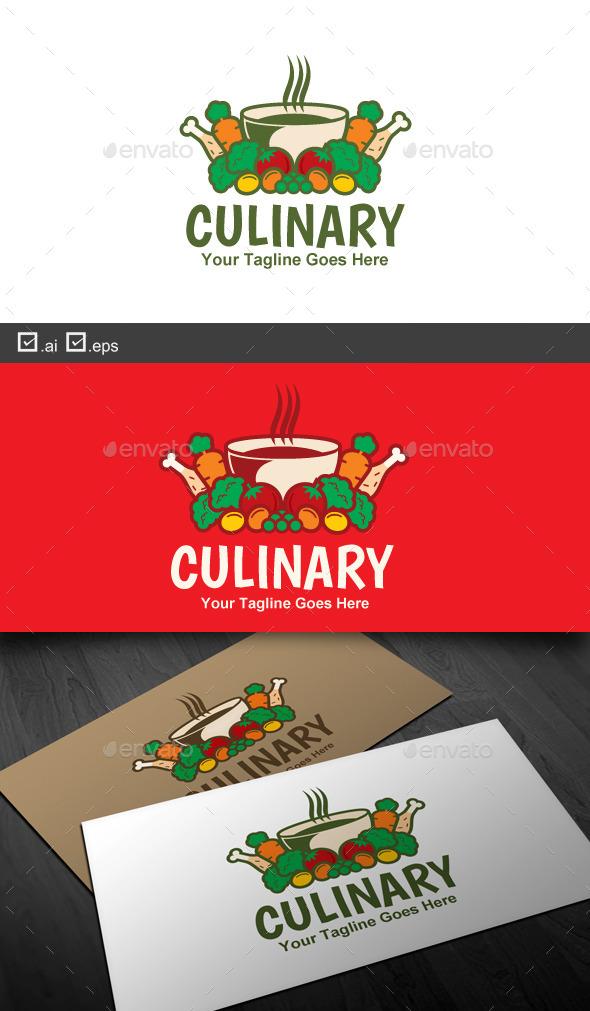 Culinary - Food Logo Templates