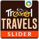 Travel & Tourism Slider
