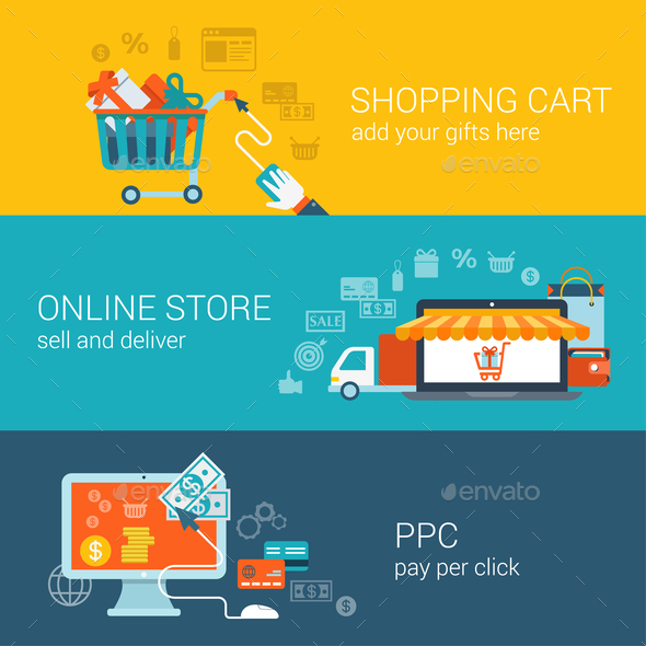 Shopping Concept - Concepts Business