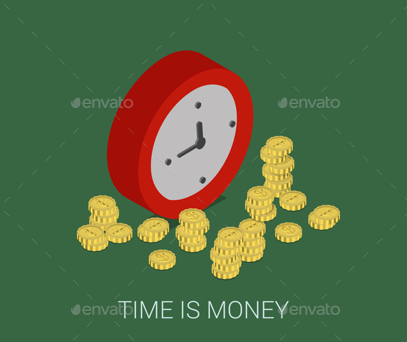 Time is Money - Concepts Business