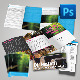 Brochure & Leaflet Mock-up - Photoshop - GraphicRiver Item for Sale