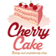 Cherry Cake Logo - GraphicRiver Item for Sale